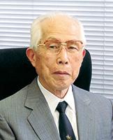 理事長 内田 安信 東京医科大学名誉教授