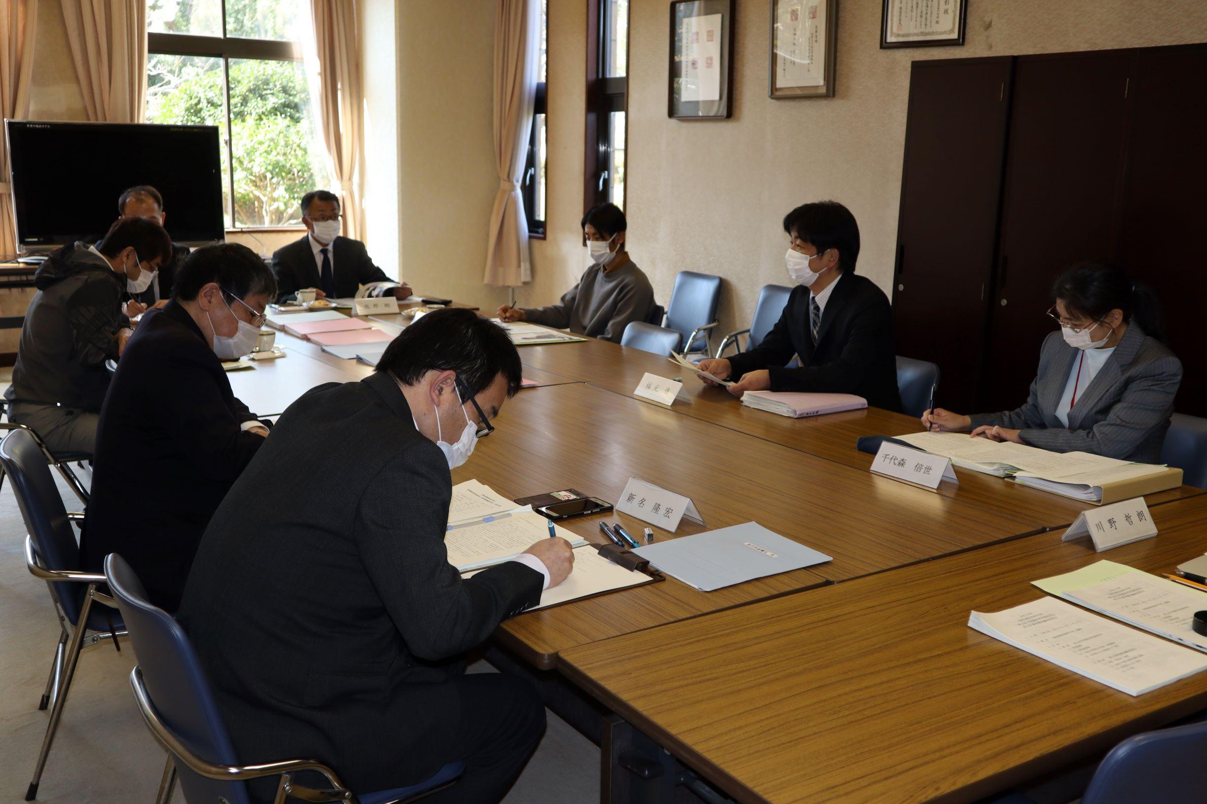令和2年度教育課程編成委員会