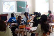 福祉現場で活躍する卒業生により専門分野の講義